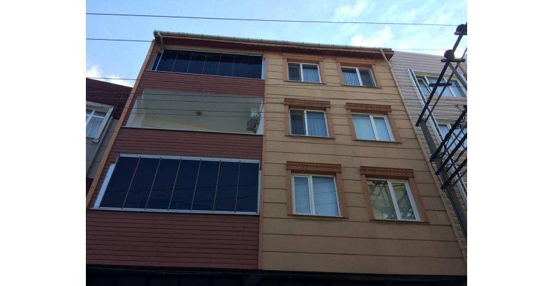 Proje 1 - Nebahat Keçeli Apartmanı