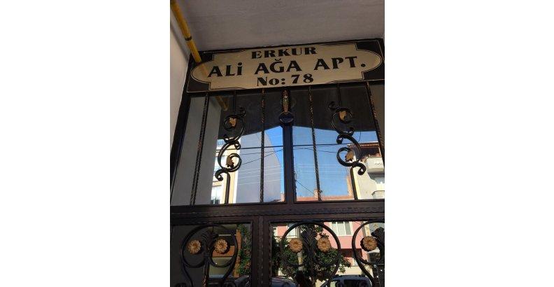 Proje 10 - Ali Ağa Apartmanı