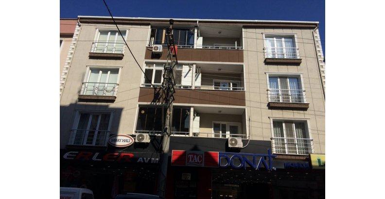 Proje 3 - Ertürk Apartmanı